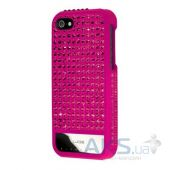 Чехол Lucien Elements Spectrums First Edition Pink for iPhone 5/5S Pink