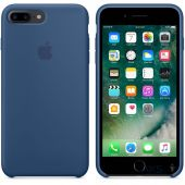Вид 2 - Apple High Copy Silicone Case iPhone 7 Plus Ocean Blue (MMQX2_hc)