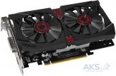 Вид 2 - Видеокарта Asus GeForce GTX750 Ti 4096Mb STRIX OC (STRIX-GTX750TI-DC2OC-4GD5)