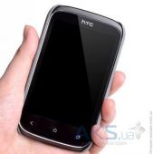 Вид 5 - Чехол Rock Quicksand Series HTC Desire C A320E Light Grey