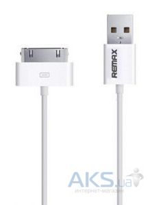 кабель Usb Remax Quickfast Cable Iphone 4s4 White Ip4 от 99 грн