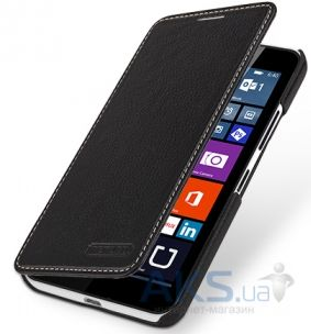 Чехол TETDED Leather Book case Microsoft Lumia 640 XL Black