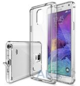 Чехол Ringke Fusion для Samsung  N910 Galaxy Note 4 Crystal