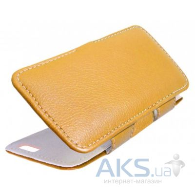 Чехол Sirius book case for Doogee X5 Yellow