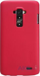 Чехол Nillkin Super Frosted Shield LG Optimus G3s D724 Red
