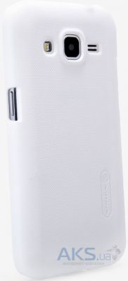 Чехол Nillkin Super Frosted Shield Samsung G360/Core Prime White