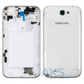 Корпус Samsung N7100 Galaxy Note 2 White