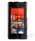 Вид 2 - Чехол Melkco Poly Jacket TPU cover for HTC 8X Accord C620e Black (O2WP8XTULT2BKMT)