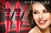 Вид 3 - Тушь для ресниц Maybelline Volume Express One by One Satin Black 9.6 мл