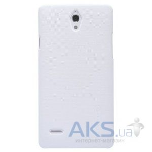 Чехол PC TPU case for Huawei Ascend G700 white