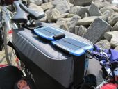 Вид 5 - Внешний аккумулятор PowerTraveller Powermonkey Extreme Blue (PMEXT004)