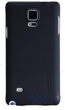 Чехол Nillkin Super Frosted Shield Samsung N910 Galaxy Note 4 Black