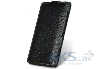 Вид 5 - Чехол Melkco Leather Case Jacka for Nokia Lumia 820 Black (NKLU82LCJT1BKLC)