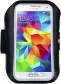 Чехол Baseus Universal Sports Armband iPhone 6, iPhone 6S, Galaxy S6, Galaxy S7 Black (160x77x10mm) (AWBASEOBD-01)