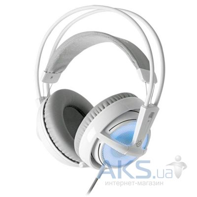 Гарнитура для компьютера Steelseries Siberia v2 Frost Blue (51125)