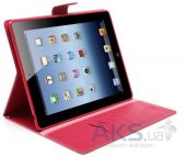 Вид 3 - Чехол для планшета Mercury Fancy Diary Series Apple iPad 2, iPad 3, iPad 4 Crimson - Pink