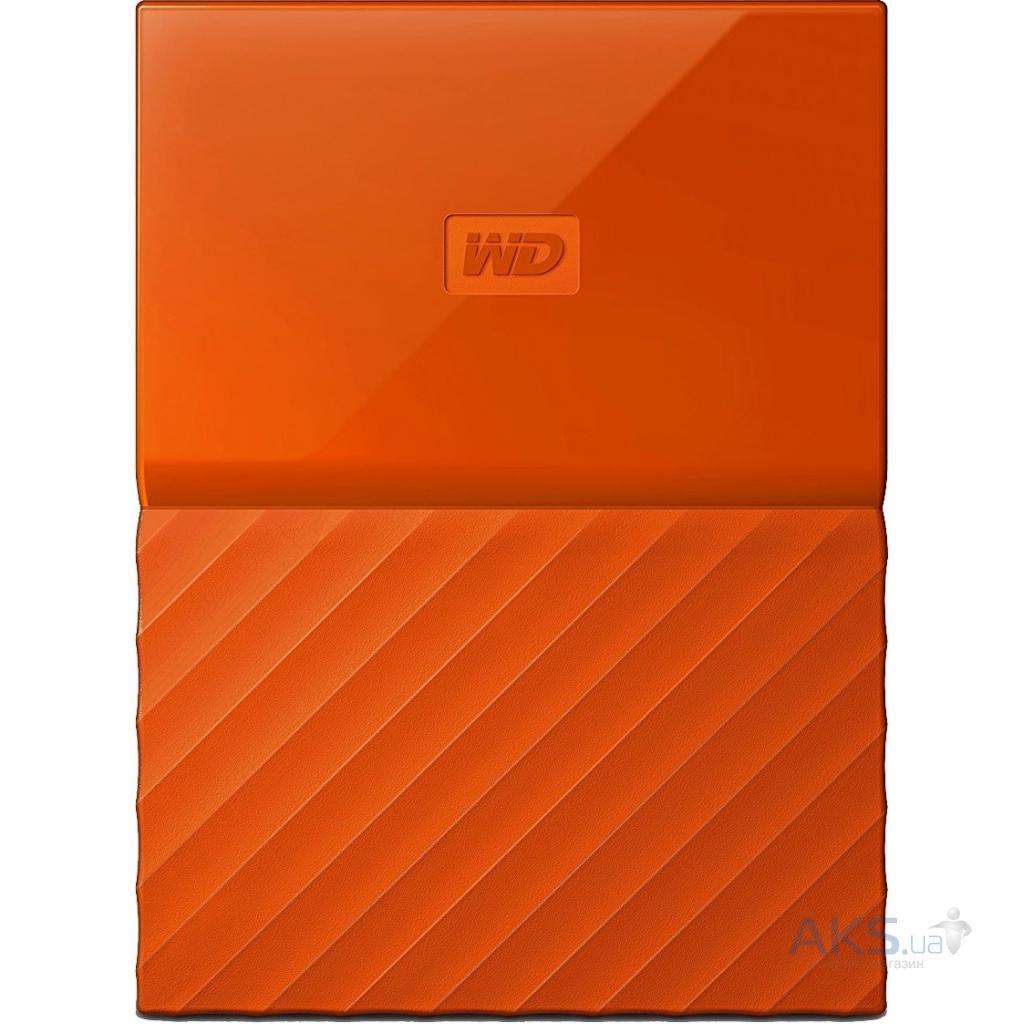 Жесткий диск внешний Western Digital 2.5'' 4TB (WDBYFT0040BOR-WESN)