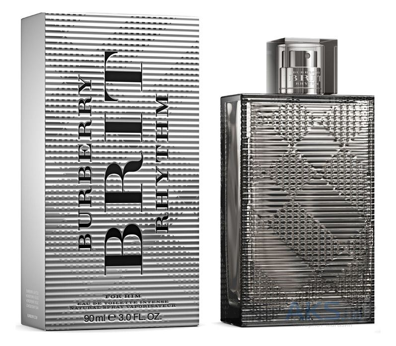 Burberry Brit Rhythm for Him Intense Туалетная вода 90 мл