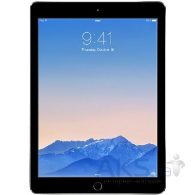 Планшет Apple iPad Air 2 Wi-Fi + LTE 16GB MGGX2TU/A Space Gray