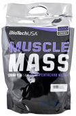 Гейнер BioTech USA Muscle Mass 4000g ваниль