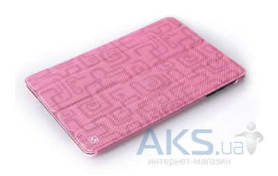 Чехол для планшета Hoco Leisure case for iPad Mini Peach Red