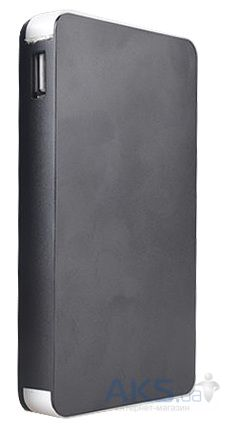 Внешний аккумулятор power bank Drobak Power Bank Alum-5200 Black