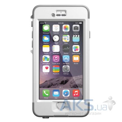 Чехол LifeProof Nüüd Case for iPhone 6/6S White (77-50306)