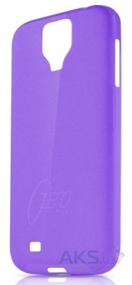 Чехол ITSkins Zero.3 cover case for Samsung i9500 Galaxy S IV Purple (SGS4 ZERO3 PRPL)