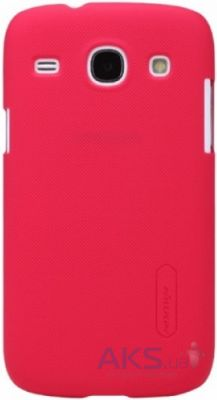 Чехол Nillkin Super Frosted Shield Samsung A300 Galaxy A3 Red