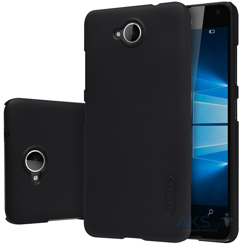 Чехол Nillkin Super Frosted Shield Microsoft Lumia 650 Black