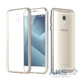 Чохол Remax Air Series Meizu M5c Transparent Silver