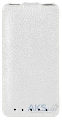 Чехол Melkco Jacka leather case for HTC One White (O2O2M7LCJT1WELC)