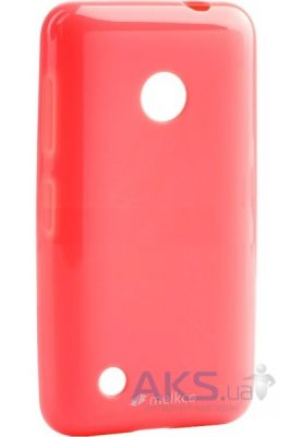 Чехол Melkco Poly Jacket TPU case for Nokia Lumia 530 Pink