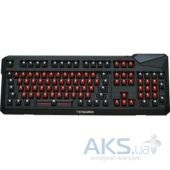 Вид 3 - Клавиатура Tesoro DURANDAL eSport EDITION red/ black switches (TS-G1NL eSport) Black