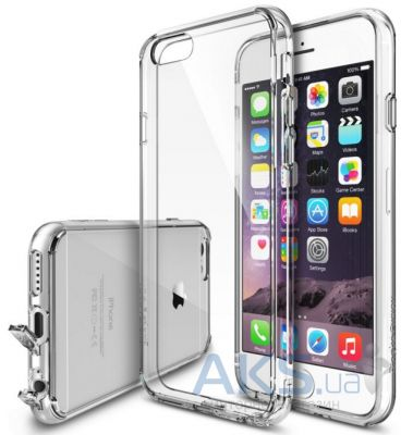 Чехол Ringke Fusion для Apple iPhone 6/6S Crystal