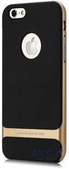 Чехол Rock Royce Stand Series Apple iPhone 6 Plus, iPhone 6S Plus Black Gold
