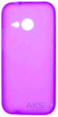 Чехол Original TPU Case HTC One mini 2 Violet