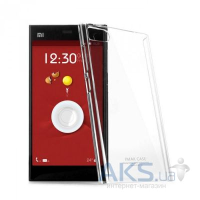 Чехол IMAK Crystal Series Xiaomi Hongmi Red Rice Transparent