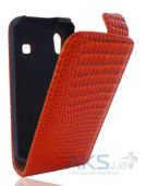 Вид 2 - Чехол Atlanta Book case HTC One V T320e Red (K26)