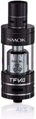 Smok TFV4 Full Kit Black (SMTFV4FBK)