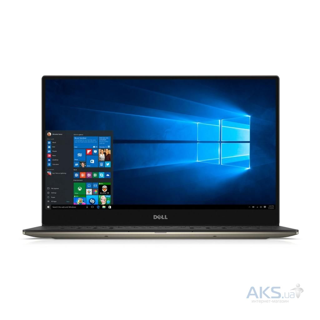 Ноутбук Dell XPS 13 (X378S1NIW-46G) Gold