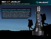 Фонарик Olight M2X Javelot  + фонарик Olight i3E EOS в подарок