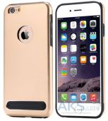 Чехол Motomo Armor Metal TPU Apple iPhone 7 Gold