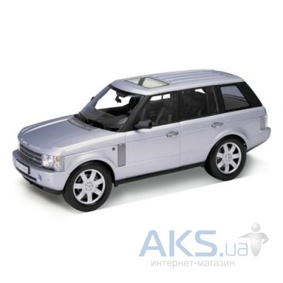Автомодель Welly Land Rover Range Rover