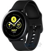 Смарт-годинник Samsung Galaxy Watch Active Black (SM-R500NZKA)