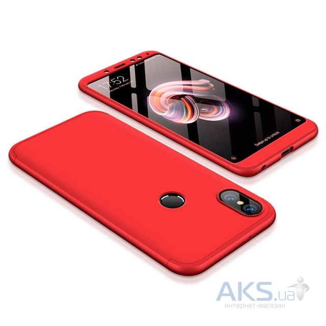 Чехол BeCover Super-protect Series Xiaomi Redmi Note 5, Note 5 Pro Red (702427)