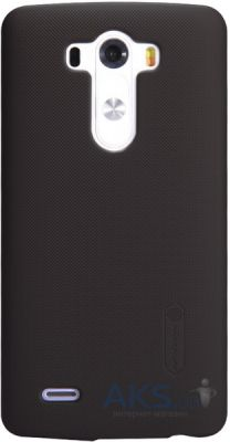Чехол Nillkin Super Frosted Shield LG Optimus G3 D855 brown