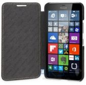 Вид 3 - Чехол TETDED Leather Book case Microsoft Lumia 640 XL Black
