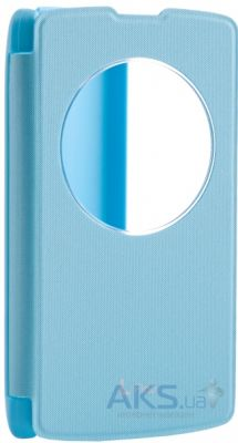 Чехол VOIA Flip Case for LG Optimus L Fino D295 Blue