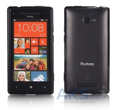 Чехол Yoobao 2 in 1 Protect case for HTC 8X Accord C620e Black (PCHTCT8X-BK)